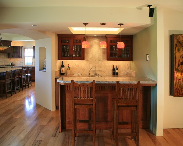 Craftsman Style Kitchen | Blue Ribbon Design-Build